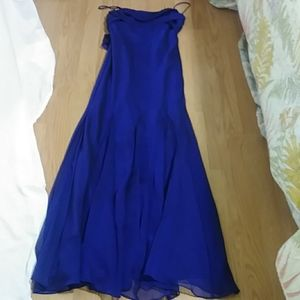 BETSY &ADAM by Linda Bernell dress size 2p